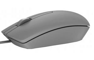 DELL Optical Mouse - MS116 - Grey (-PL)