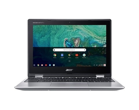 "ACER Chromebook spin 11 (CP311-3H-K7MV) - CorePilot M8183C, 4GB, 32GM eMMC, G72 MP3 GPU, 11.6"" IPS HD, ChromeOS"