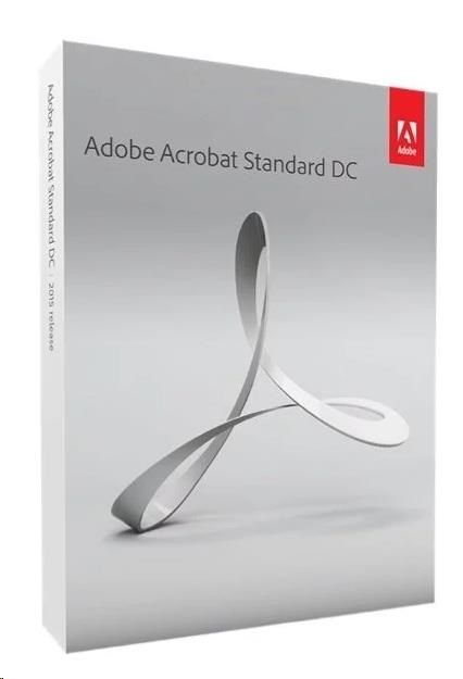 Acrobat Std DC 2017 ENG WIN Full Box