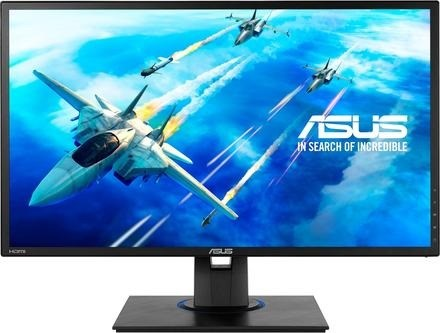 "ASUS MT 24"" VG245HE 1920x1080 Gaming, 1ms, 75Hz, HDMI, D-Sub, S-Narrow Bezel, FreeSync via HDMI, Low Blue, Repro"