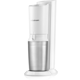 CRYSTAL WHITE SODASTREAM