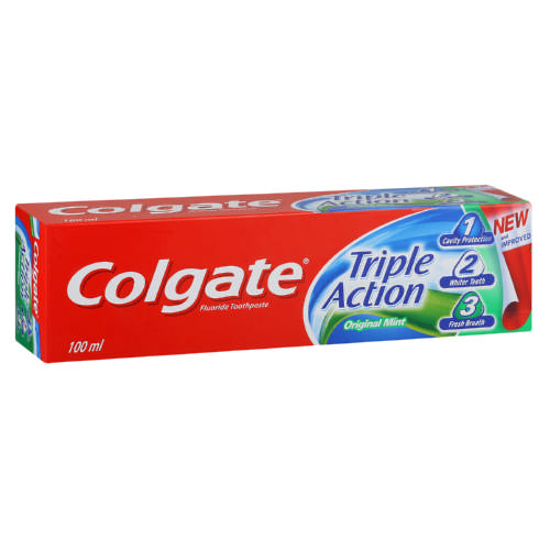 Zubná pasta 100ml Colgate Triple Action Colgate