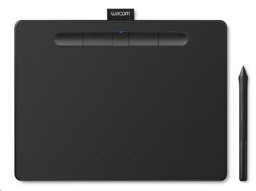 Wacom Intuos M Bluetooth Black - grafický tablet