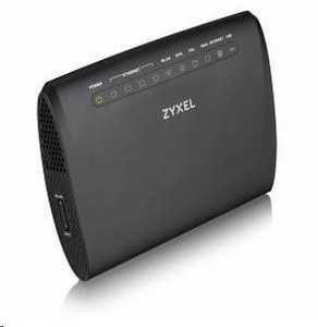 Zyxel VMG3312 Wireless N300 VDSL2 Modem Router, wi-fi 300 Mb/s, 4 porty 10/100,1x USB