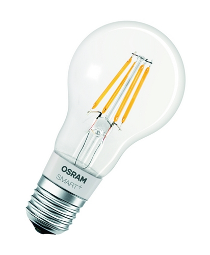 OSRAM SMART+ HomeKit Filament Classic E27 DIM Bluetooth 240V 5,5W (krabička 1ks) 20000h