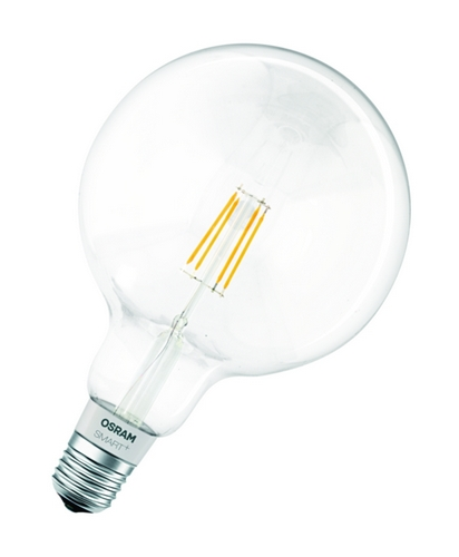 OSRAM SMART+ HomeKit Filament Globe60 E27 DIM Bluetooth 240V 5,5W (krabička 1ks) 20000h