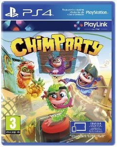 SONY PS4 hra Chimparty