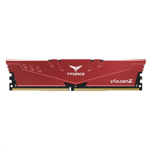 DIMM DDR4 16GB 3200MHz, CL16, (KIT 2x8GB), T-FORCE VULCAN Z, Red