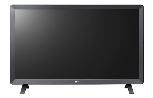 "LG MT TV LCD 23,6""  24TL520S - 1366x768, HDMI, USB, DVB-T2/C/S2, repro, SMART"