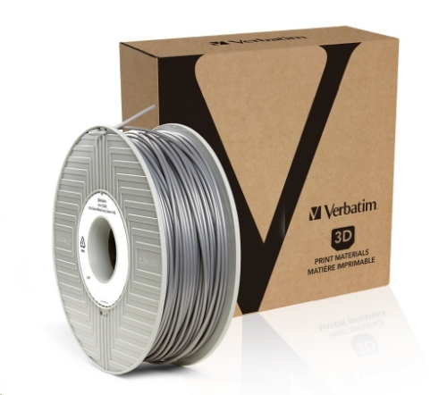VERBATIM 3D Printer Filament PLA 2.85mm, 126m, 1kg black
