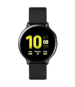 Samsung Galaxy Watch Active2 (44mm ALU), černá