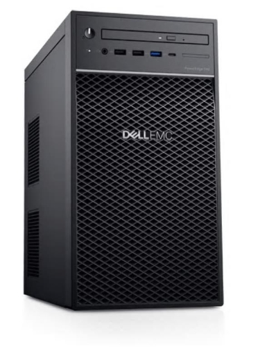 "DELL PowerEdge T40/Chassis 3 x 3.5""/Xeon E-2224G/8GB/1TB 7.2K SATA/DVDRW/80W/3Yr NBD"
