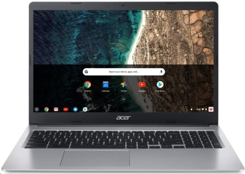 "ACER Chromebook 315 (CB315-3HT-C1Y8) - Celeron N4100,15.6"" IPS FHD,4GB,64GB eMMC,UHD Graphics 600,Chrome OS"
