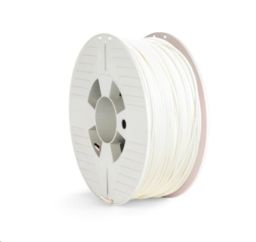 VERBATIM 3D Printer Filament ABS 2.85mm,149m, 1kg white
