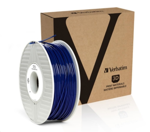 VERBATIM 3D Printer Filament PLA 2.85mm, 126m, 1kg red