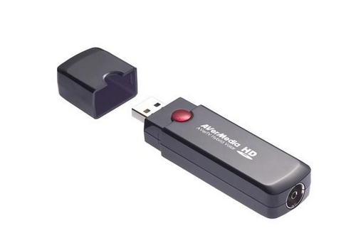 AVERMEDIA AVerTV Hybrid Volar HD USB, TV tuner (DVB-T/analog/FM, HDTV, DO)