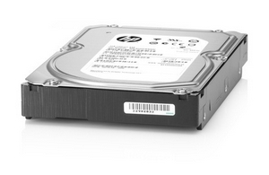 HP HDD 1TB 6G SATA 3.5in NHP MDL HDD G9, G10 Raw Drives for LFF NHP models only