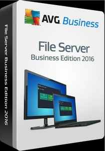_Nová licence AVG FILE SERVER BUSINESS EDICE 40 lic. (12 měs.) SN Email ESD