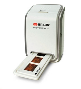 Braun NovoScan I  (5Mpx/1800dpi, sotware ArcSoft Photoimpresion, PC, USB2)