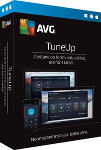 AVG TuneUp - Unlimited (24 měs.) SN Email ESD
