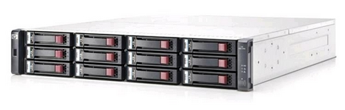 HP MSA 1040 2port 1GbE iSCSI Dual Controller LFF Storage (LFFArrayChassis+2xMSA1GbE2p contrls+SFPs,noHDD) HP RENEW