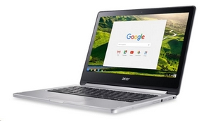 "ACER Chromebook R 13 (CB5-312T-K1RC)  - MTK MT8173,13"" FHD Touch,4GB,64GB eMMC,čtečka pk,intel HD,CAM,3čl,Google Chrom"