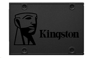 Kingston SSD 120GB A400 SATA3 2.5 SSD (7mm height) (R 500MB/s; W 320MB/s)