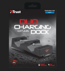 TRUST Nabíjecí stanice GXT 235 Duo Charging Dock for PS4