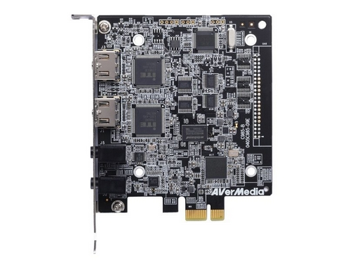 AVERMEDIA CE330B 1-Channel HDMI Full HD HW H.264 PCIe Frame Grabber