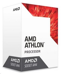 CPU AMD Athlon 950 (Bristol Ridge), 4-core, 3.8GHz, 2MB cache, 65W, socket AM4, BOX