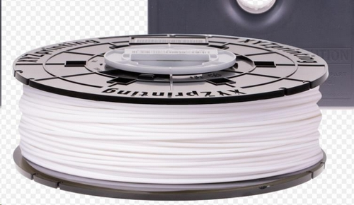 XYZ Junior 600gr White PLA Tough Filament Cartridge