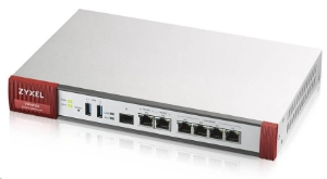 Zyxel VPN100 Advanced VPN Firewall, 100x VPN (IPSec/L2TP), 2x WAN, 4x LAN/DMZ, 1x SFP, Wireless Controller