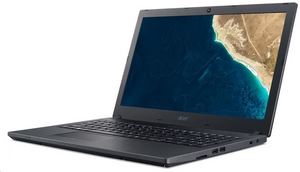 "ACER NTB TMP2510-G2-M-35BQ - i3-8130U,15.6""FHD,4GB,256SSD,HD graphics,noDVD,USB-C,HDcam,W10P,black,2r on-site"