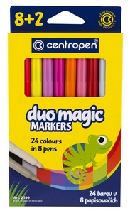 Fixky Centropen 2599 duo magic 1,8mm  8+2